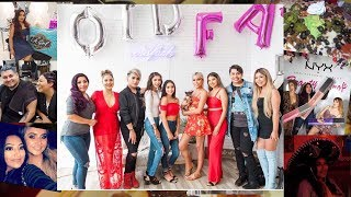 OUR TRIP TO CALI - SABINO SALON, OOTDFASH, L.A GIRL, IMPRESSIONS VANITY + MORE - Alexisjayda