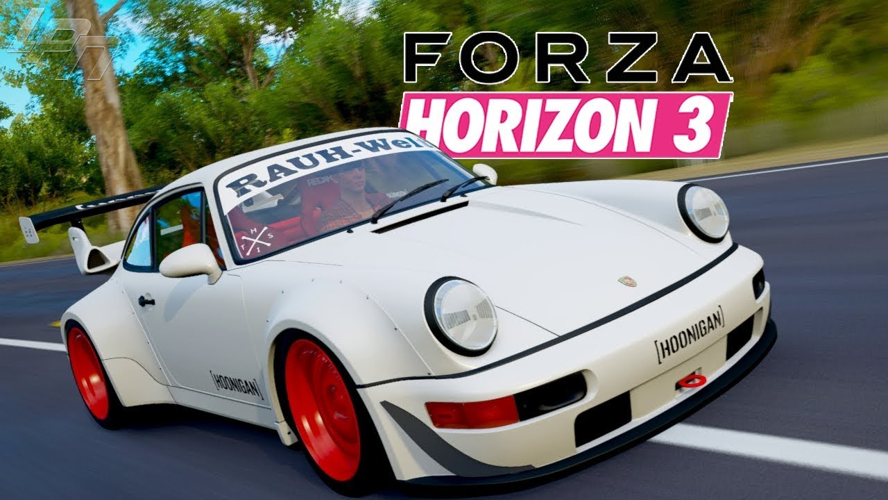 liebe zum 911er forza horizon 3 part 113 lets play. Black Bedroom Furniture Sets. Home Design Ideas