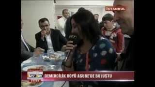Sivas Hafik Demircilik köyü Derneği Aşure etkinligi  2