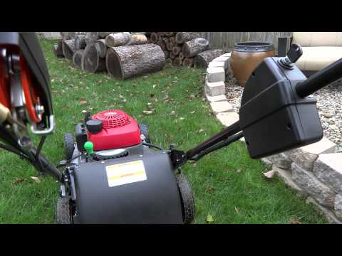 Honda HRX2174HZA Mower Purchased New with Dead Battery