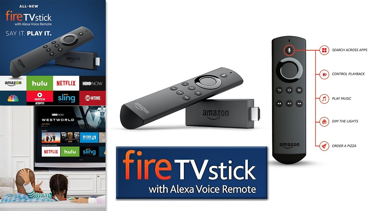 Amazon Fire Stick Review 2017 With Amazon Fire Stick Setup