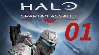 Halo Spartan Assault - Gameplay ITA 01