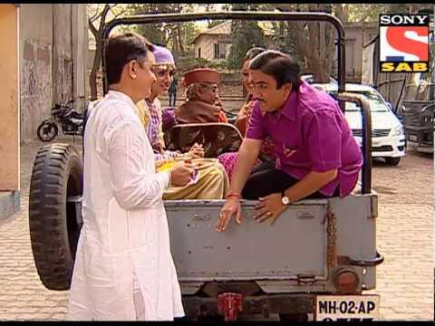 Taarak Mehta Ka Ooltah Chashmah - Episode 1043 - 4th January 2013