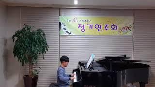 더피아노음악학원 1학년 신동윤    리듬오브더레인