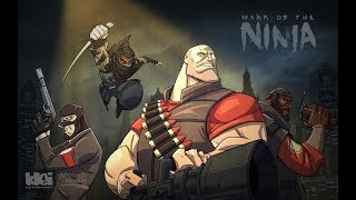 Mark Of the Ninja - Mission 4 - Somebody has a gas leak