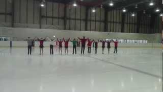 2012年12月16日(日)10:00~ 岡山国際スケートリンクで開...