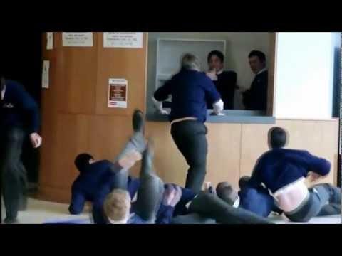 Zombies Seachtain na Gaeilge Movie