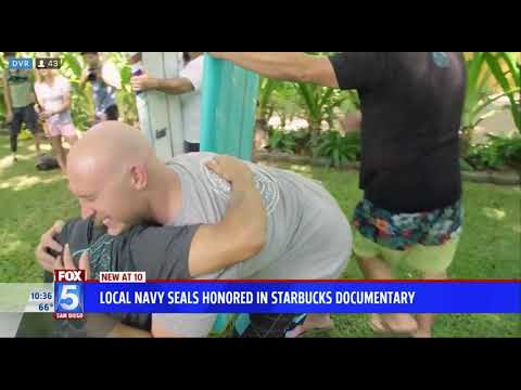 FOX 5 One More Wave Navy SEALS create surfboards for wounded warriors