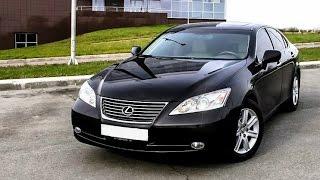 Выбираем бу авто Lexus ES350 (бюджет 700-750тр)