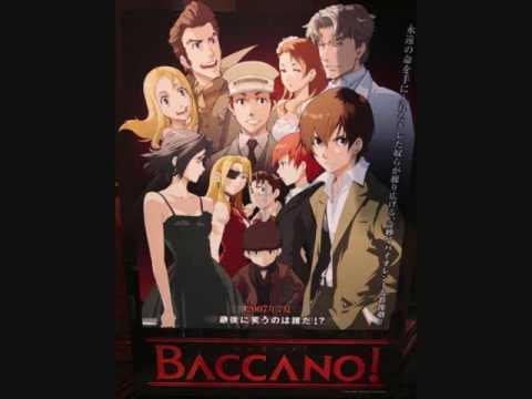 Baccano! Original Soundtrack  ~  01 BACCANO! no Theme