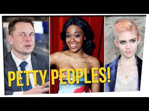Elon Musk Unfollows Grimes After Azealia Banks Drama?! ft. JusReign & DavidSoComedy Mp3