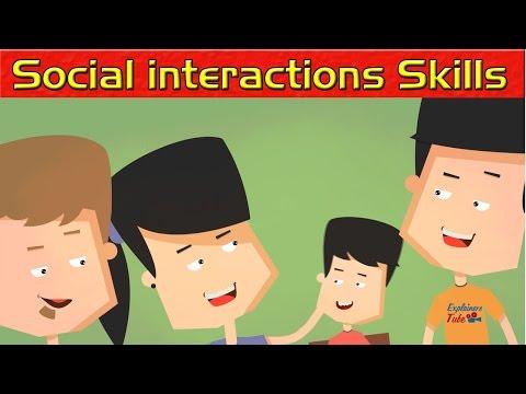 Social interactions Skills | My Social Buddy | Custom Explainer video Animation by ExplainersTube