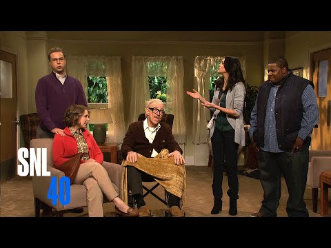 Thumbnail: Cut For Time: Grandpa (J.K. Simmons) - SNL