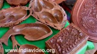 Shopping Wooden Crafts India