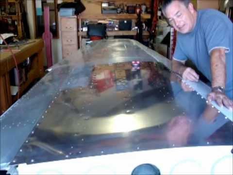 Cessna Long Range Tank Mod Part IV