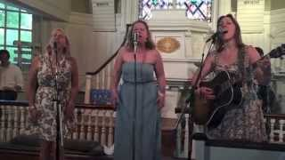 No Good Sister performs Look Good on Paper at Old Swedes Church