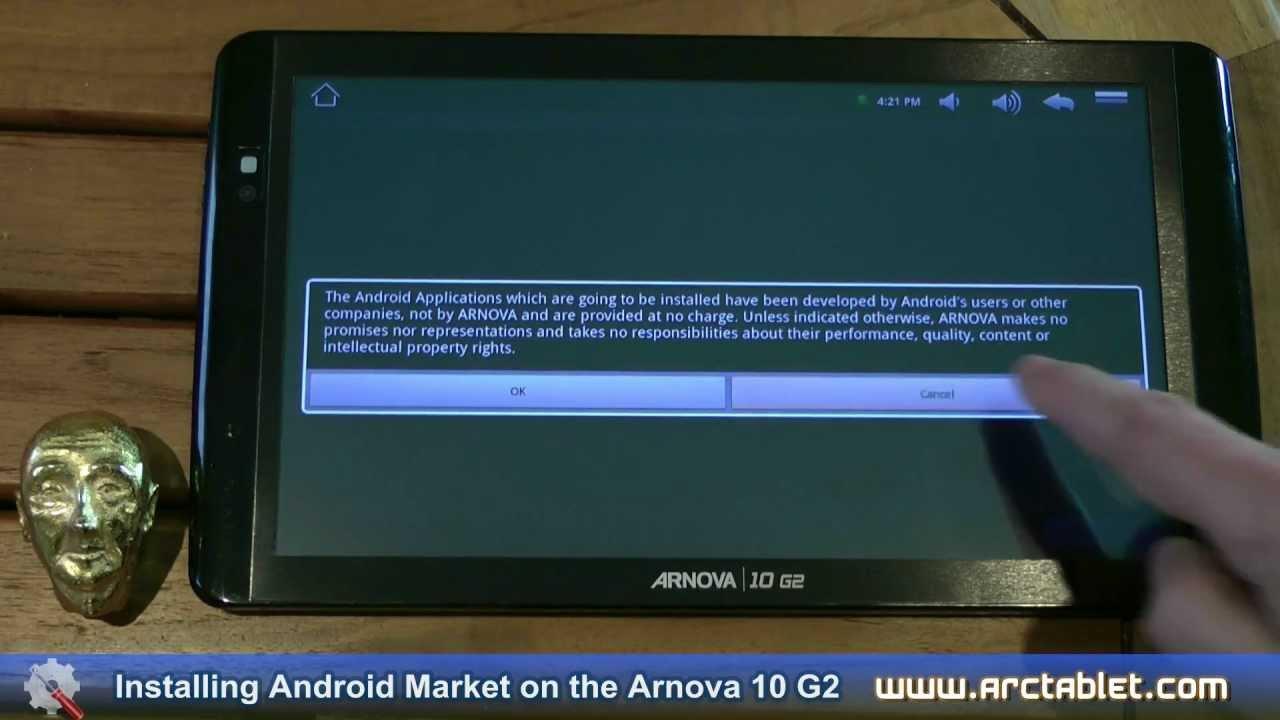 Arnova 10 g2 improved custom firmware update (full root, increased.