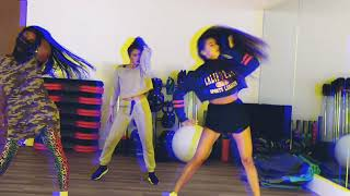 Классная связка Girly Hip-Hop школа танцев Москва
