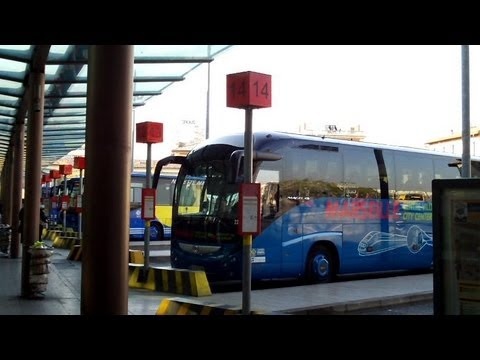 Marseille Provence Airport Shuttle Bus