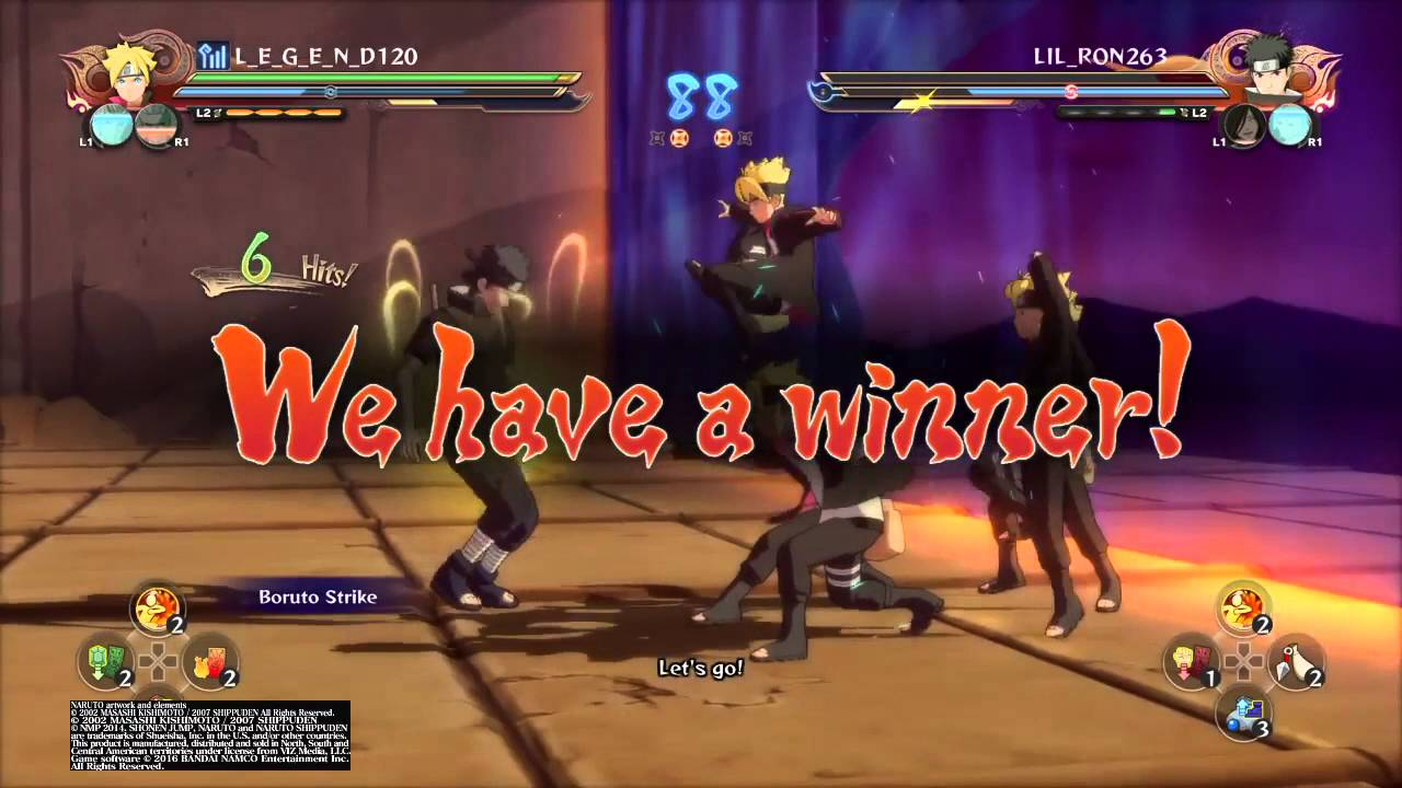 Naruto Ultimate Ninja Storm 4- Summer 6teen (Shisui Uchiha Game Play)