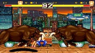 [TAS] Ox VS Ox (Karnov's Revenge)