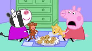 Peppa Pig English Episodes   Baby Alexander plays with Peppa! Peppa Pig Official