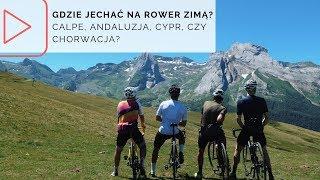 Gdzie jechać na rower zimą? Calpe, Andaluzja, Kanary i Chorwacja - przeglądamy nasze wyjazdy