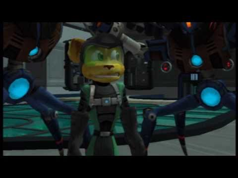 Let's Play Ratchet & Clank 2: Going Commando Part 01: Furby Rescue