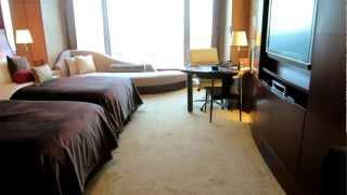シャングリ・ラ ホテル東京 デラックスベイビュー お部屋からの景色