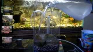 Умный нано аквариум. Своими руками.(Наш сайт http://www.diyaquarium.ru/ Группа vk