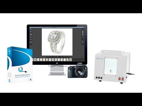 DIY 3D Jewelry Photography System