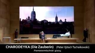 CHARODEYKA (Die Zauberin) von P. I. Tschaikowski