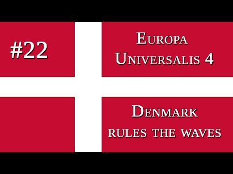 EU 4 - Denmark rules the waves - 22