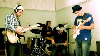 Your Band - Slow Blues in A - Video Backing Track for Keyboard - Live