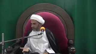 الشيخ علي مال الله - كراهة أكل الشخص المفطر أمام الصائمين