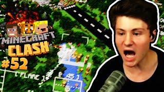 Minecraft CLASH #52 | MEINE LETZTE FOLGE MINECRAFT CLASH? | Dner