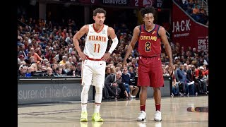 Trae Young Drains 6 3P's Against Cavaliers thumbnail