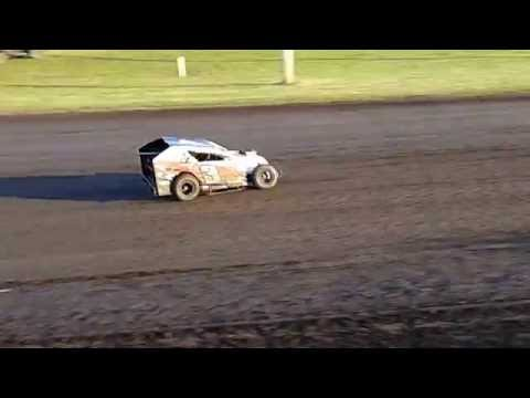 Cory Dennis Racing, Mod Lite Heat Race, Boone Speedway, Jul 30 2016