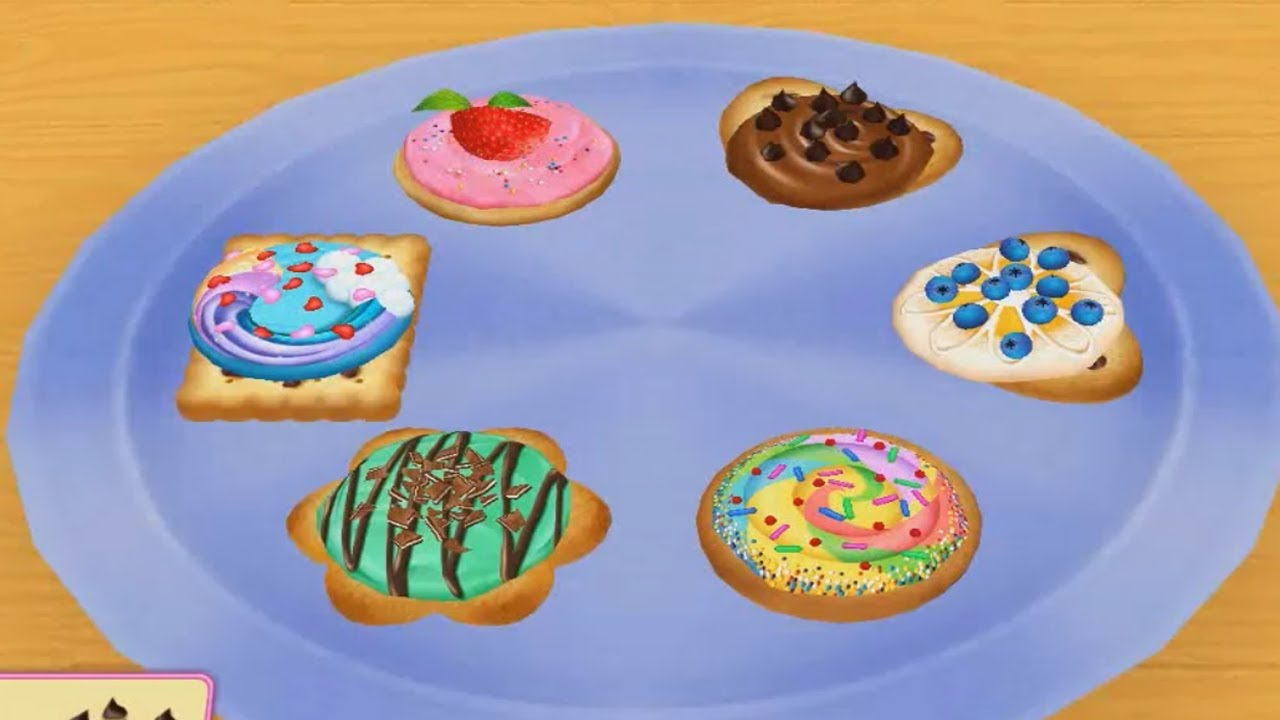 Make Cookie And Yellow Fruit juice Cooking Game Fun Kids Game - My Bakery Empire Bake