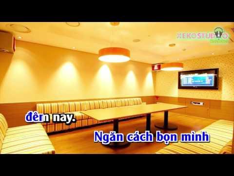 Karaoke Đoạn Buồn Đêm Mưa   Đan Nguyên   Full Beat   Phối
