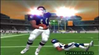 Madden NFL 2002 - Epic Opening Game Highlights Video - HD