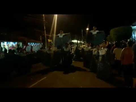 BANDA DE M�SICA �NGEL MAR�A HERRERA - LA VILLA DE LOS SANTOS 2018