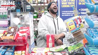 Tasting Japanese Kit Kats (Science 4 Da Mandem) [@AngryShopkeeper] Grime Report Tv