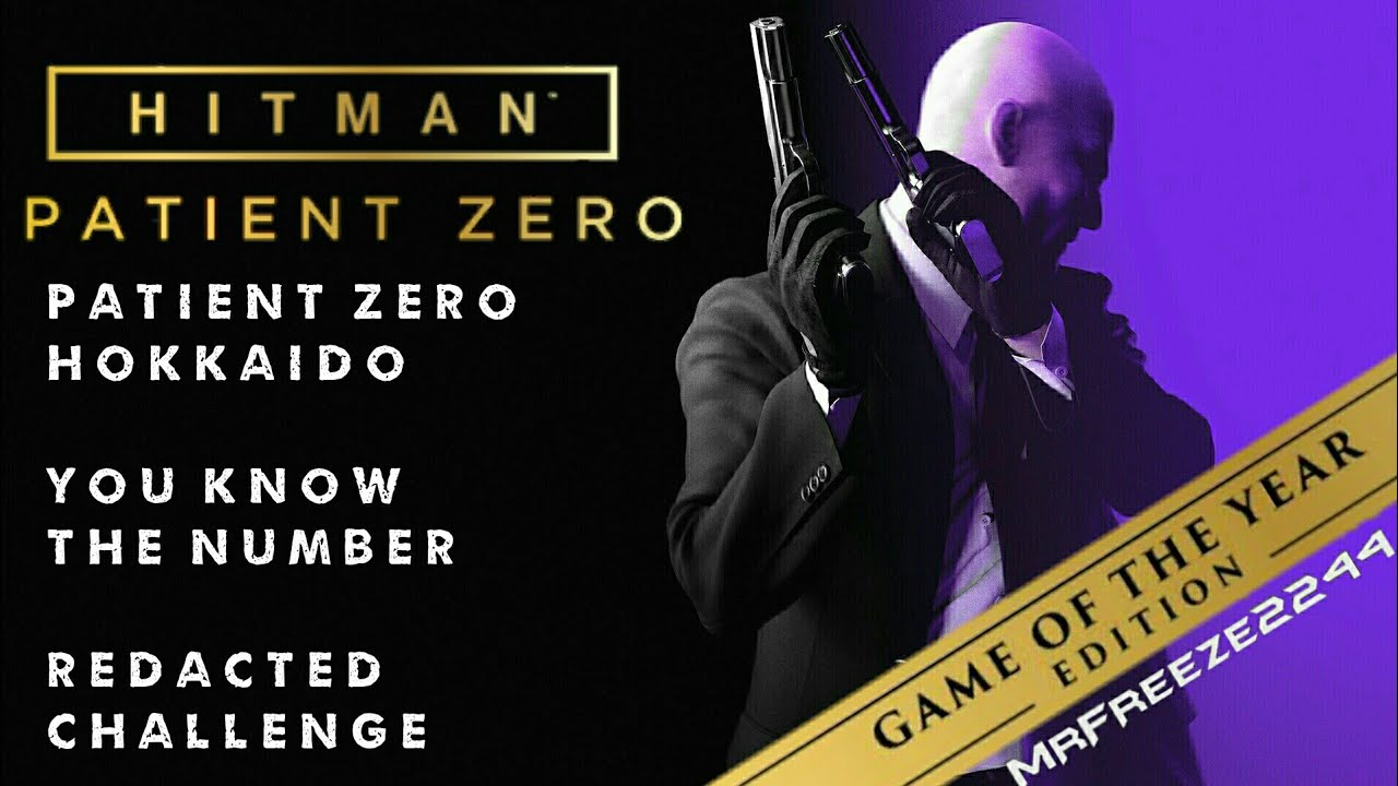 Hitman Goty Edition How To Complete Patient Zero S You Know The Number Challenge Allgamers