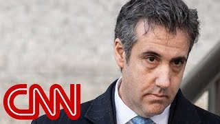 Michael Cohen pleads guilty, says he lied about Trump's knowledge of Moscow project