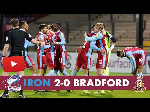 Scunthorpe Bradford Goals And Highlights