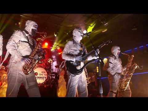 2018-09-20 (2) Here Come The Mummies (Set) @ Vinyl Music Hall