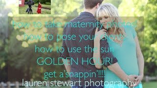 Diy maternity photo shoot how to take your own maternity photos maternity photo session tips and tricks watch a shoot with me solutioingenieria Choice Image