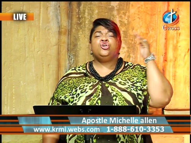 Kingdom Expansion Apostle Michelle Allen 06-25-2018