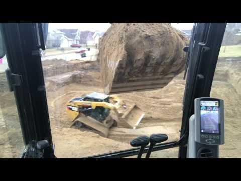 Basement over excavation process